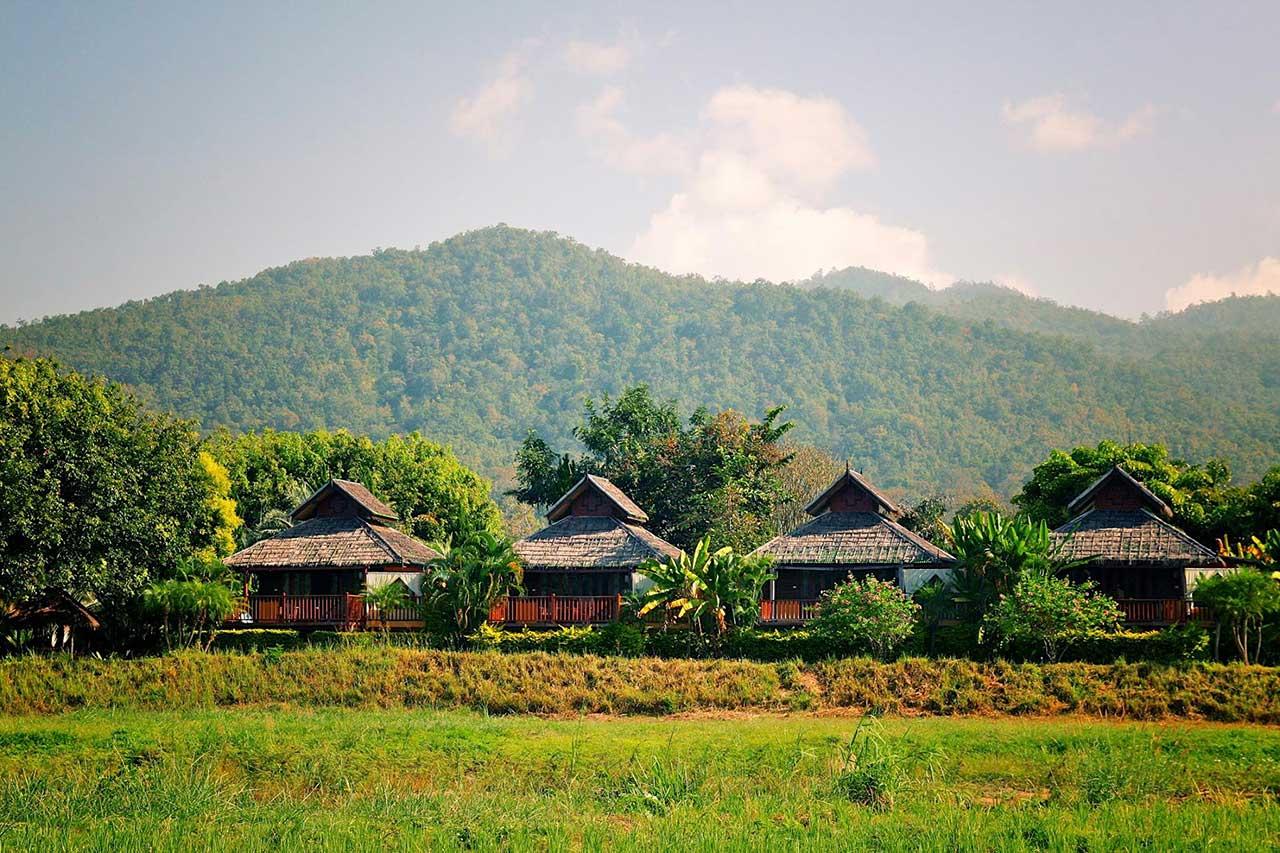 Pai Hotspring Spa Resort Mae Hong Son