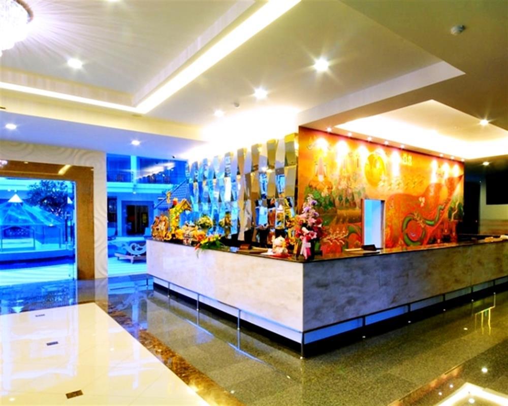 โรงแรมคริสตัล พาเลซ พัทยา