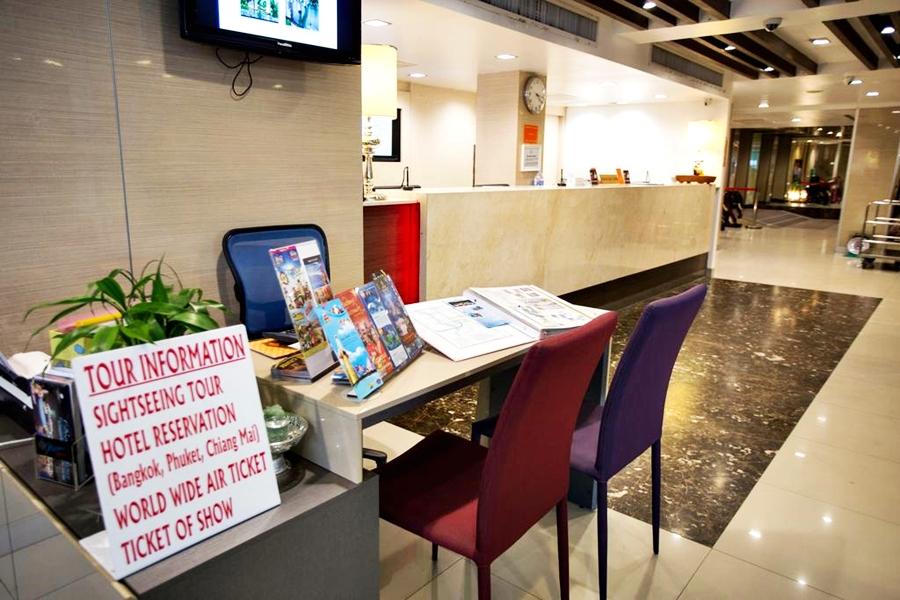 First House Bangkok Hotel