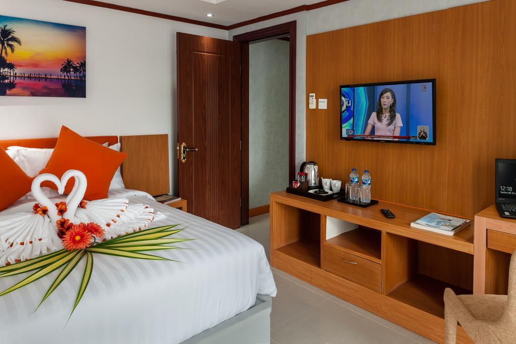 The Iconic Suvarnabhumi Hotel By Andacura