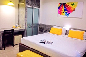 7 Days Hotel Patan Chiang Mai