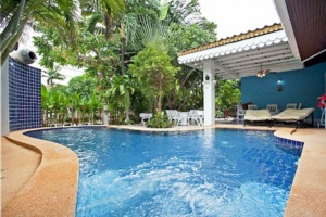 Angel Pool Villa Pattaya