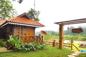 Ban Viewnam Camping & Resort Mae Hong Son