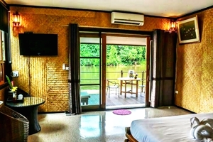 บานาน่า รีสอร์ท แอนด์ สปา กาญจนบุรี