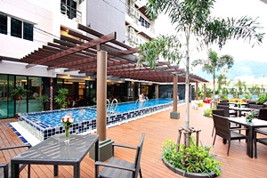 Baramee Hip Hotel Phuket