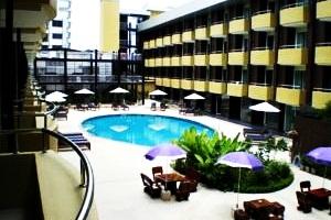 Baron Beach Hotel Pattaya