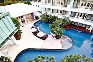 Baybeach Resort Jomtien Pattaya