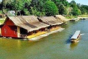 Boutique Raft Resort River Kwai Kanchanaburi