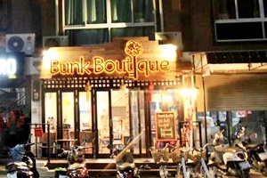 Bunk Boutique Hostel Chiang Mai