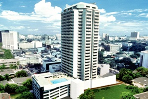 Centre Point Hotel Pratunam Bangkok