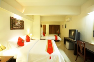 โรงแรมเฉวง พาเลซ เกาะสมุย