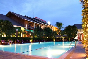 Fairtex Sport Club & Hotel Pattaya