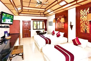 Friendship Beach Resort & Atmanjai Wellness Spa Phuket