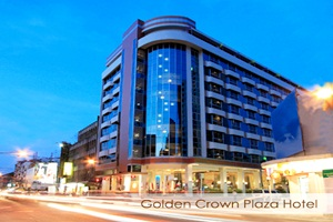 Golden Crown Grand Hotel (Formerly Golden Crown Plaza Hotel)