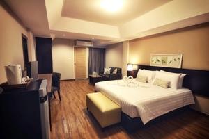 โรงแรมโกลเด้น เจด สุวรรณภูมิ กรุงเทพมหานคร