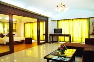 Grand Jomtien Palace Hotel Pattaya