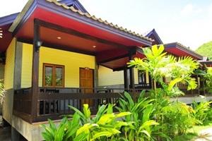 Haad yao bungalows Koh Phangan
