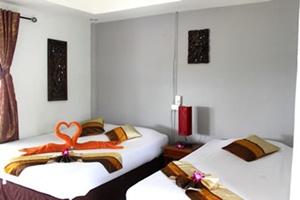 Hacienda Resort and Beach Club  Koh Pangan