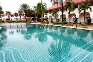 โรงแรม อินโดจีน สระแก้ว