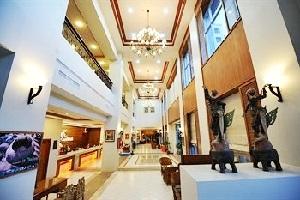 K Park Grand Hotel Surat Thani