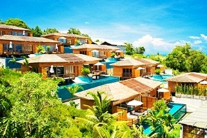 KC Resorts and Over Water Villas Koh Samui