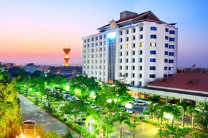 โรงแรมคุ้มสุพรรณ สุพรรณบุรี