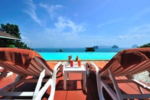 Koh Ngai Cliff Beach Resort