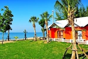 Laem Sadet Burapha Beach Chanthaburi