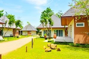 เลคไซด์ ชาเล่ต์  กาญจนบุรี