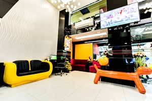 Le Touche Hotel Bangkok