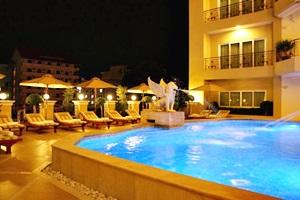 โรงแรมแอลเค เรเนซองส์ พัทยา