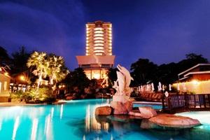 Long Beach Garden Hotel Pattaya