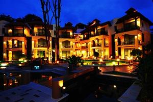 Long Beach Pavilion Pattaya