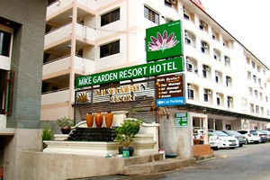 Mike Garden Resort Pattaya