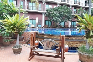 Mike Orchid Resort Pattaya