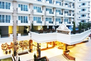 โรงแรมมิราเคิล สวีท พัทยา