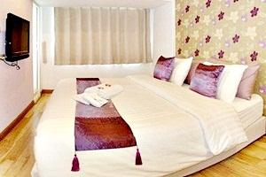โรงแรมนันทรา สีลม กรุงเทพ