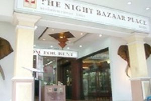 Night Bazaar Place Chiang Mai