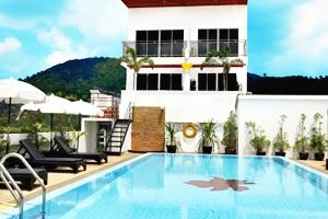 โรงแรมออร์คิด กะทู้ ไฮท์ เซอร์วิส อพาร์ทเมนท์ ภูเก็ต