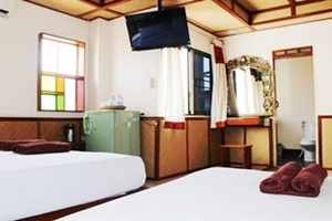 โรงแรมพานอรามา แม่ฮ่องสอน