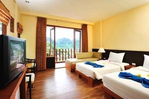 Phi Phi Arboreal Resort Krabi