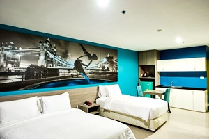 R-Con Wongamat Beach Suite Pattaya