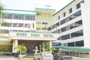 River Kwai Hotel Kanchanaburi