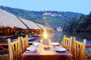 River Kwai Jungle Rafts Kanchanaburi