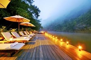 River Kwai Resotel Resort Kanchanaburi