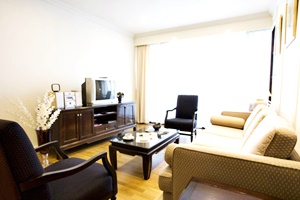 Riverine Place Riverside Serviced Apartments Bangkok