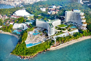 Royal Cliff  Beach Terrace Pattaya
