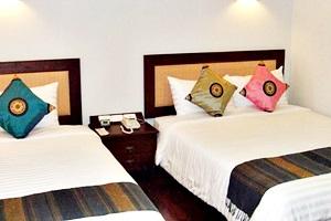 โรงแรมแสนสุขโข แอนด์ รีสอร์ท เชียงราย (ชื่อเดิม โรมแรมสันติโค รีสอร์ท)
