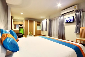 Sea Breeze Jomtien Residence Pattaya
