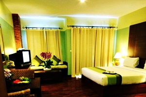 Hill Fresco Hotel Pattaya